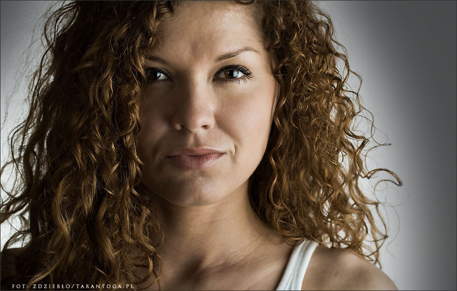 sesja portretowa - Ilona