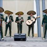 Koncert zespołu Vallarta Azteca z Meksyku – Muzeum Etnograficzne w Toruniu – 23 sierpień 2011 r.