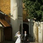 Wesele Małgorzaty i Marcina – plener