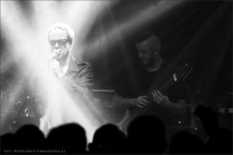 Depresjoniści - Krzywański/Bończyk – koncert pamięci Grzegorza Ciechowskiego – klub OdNowa – 17 grudzień 2011 r
