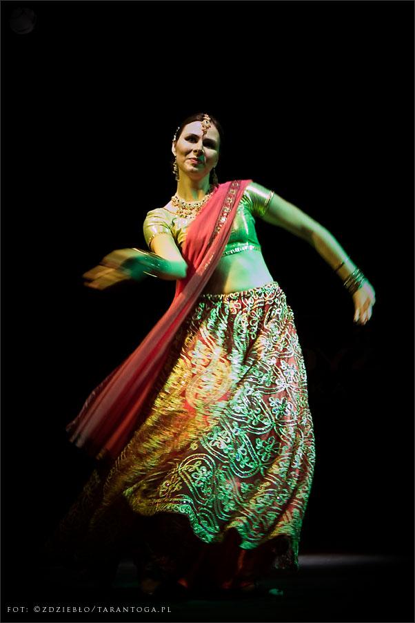 różanystok 2012 taniec indyjski