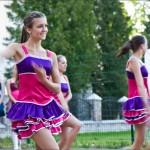 Festiwal Bez Granic w Różanymstoku – Orkiestra Dęta z Suchowoli – 22 maj 2012 r.