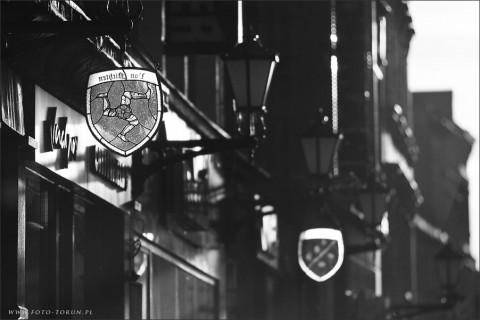 Toruń w czerni i bieli – Stare Miasto