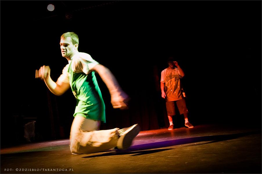 różanystok 2012 breakdance
