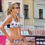 Plaża Gotyku – Grand Prix w Siatkówce Plażowej Kobiet – Toruń – 16 czerwiec 2012 r.