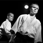 Festiwal Bez Granic w Różanymstoku – pokaz Kyudo i Ken Jutsu – grupy Budojo i Soto – 24 maj 2012 r.