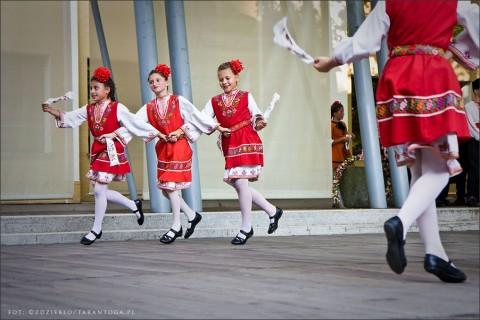 Koncert zespołu Zdravets z Bułgarii – Muzeum Etnograficzne w Toruniu – 6 lipiec 2012 r.