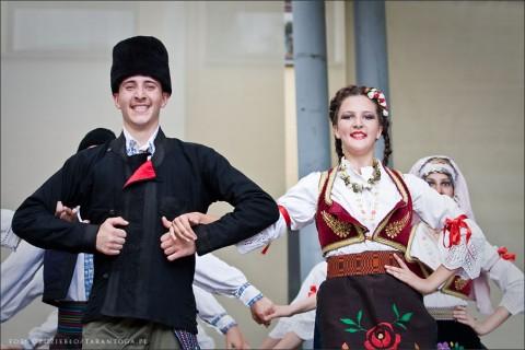 Koncert zespołu Prnjavor z Serbii – Muzeum Etnograficzne w Toruniu – 6 lipiec 2012 r.