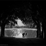 Sesja narzeczeńska Wioli i Mateusza – Park w Ostromecku