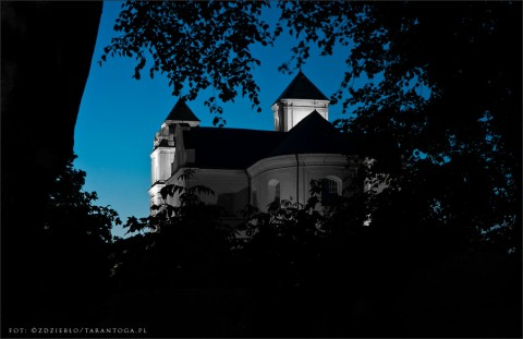 Różanystok - Sankturium Maryjne i Salezjański Dom Młodzieżowy