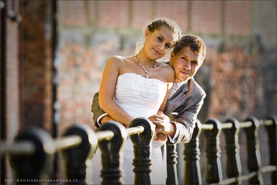 sesja weselna Wiola Mateusz