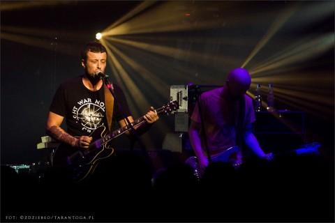 Tymon Tymański & Transistors – koncert pamięci Grzegorza Ciechowskiego – klub OdNowa – 15 grudzień 2012 r.