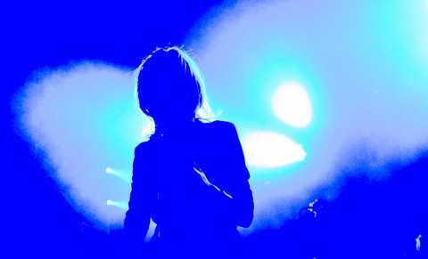 Mela Koteluk – koncert pamięci Grzegorza Ciechowskiego – klub OdNowa – 15 grudzień 2012 r