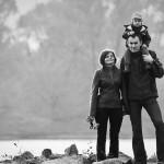 Piotr i Magdalena – sesja rodzinna nad Wisłą