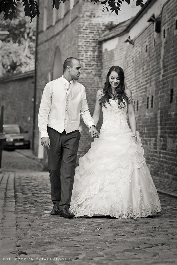 sesja ślubna sylwia dawid spacer