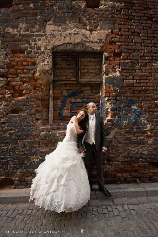 sesja ślubna sylwia dawid ciasna okno