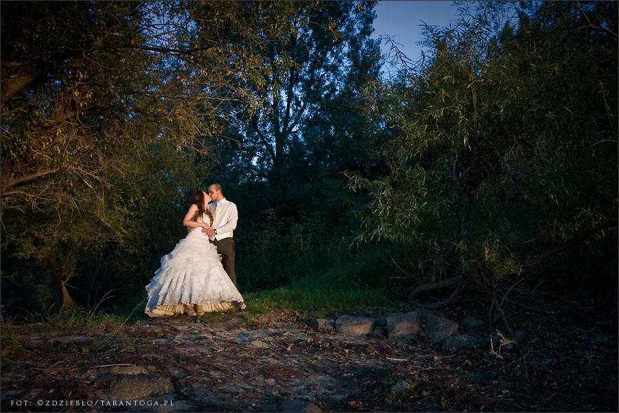 sesja ślubna sylwia dawid kępa bazarowa