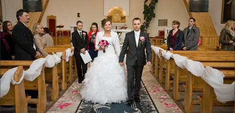 Reportaż z wesela | Dominika i Paweł
