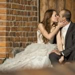 Ślubna sesja plenerowa | Sylwia i Dawid | Toruńska Starówka i Kępa Bazarowa