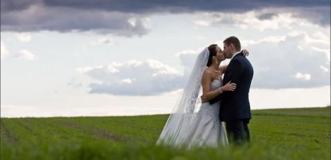 Ślubna sesja plenerowa | Joanna i Maciej