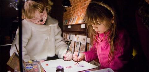 Inspiracje Ilustracje - spotkanie z ilustracją książkową w Domu Legend w Toruniu
