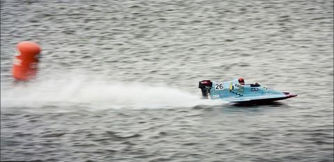 Międzynarodowe Motorowodne Mistrzostwa Polski - Toruń - 17 maj 2014 r.