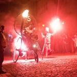 Firebirds – spektakl teatru Titanick – toruńska Starówka – 24 maj 2014 r.