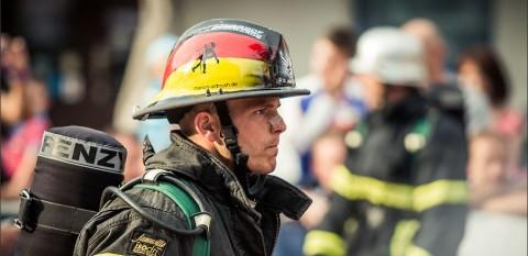 Międzynarodowe Mistrzostwa Strażaków w Toruniu - 27 czerwiec 2014 r.