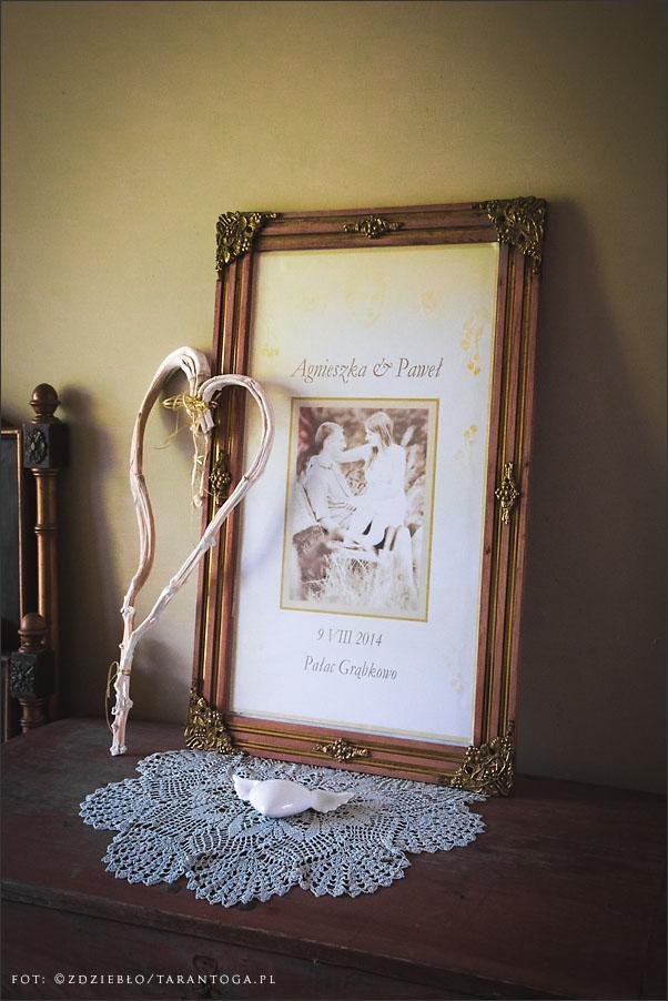 wesele agnieszka paweł grąbkowo