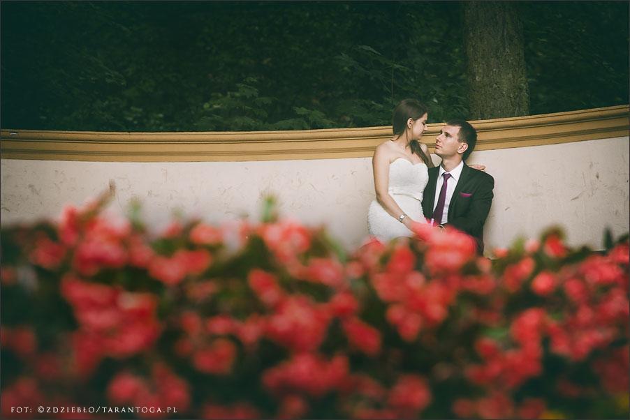 sesja ślubna tarantoga fotograf