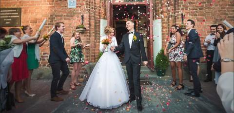Reportaż z wesela | Ola i Mateusz