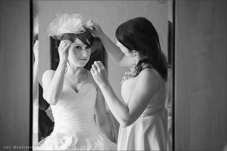 fotograf tarantoga reportaż ślubny