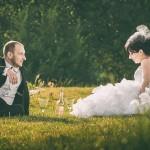 Sesja ślubna | Kinga i Łukasz