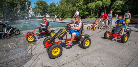 Michayland 2015 - Park Bydgoski w Toruniu - 6 czerwiec 2015 r.