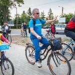 Otwarcie ścieżki rowerowej Toruń – Chełmża – Zalesie / Festyn w Zalesiu – 21 czerwiec 2015 r.