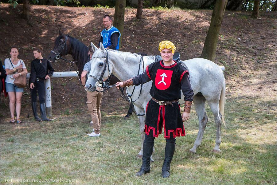 turniej rycerski zamek golubski