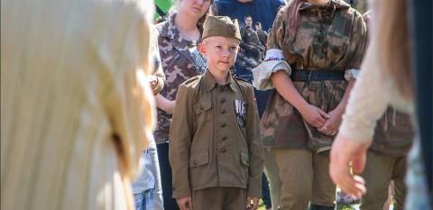 71. rocznica Powstania Warszawskiego - 1 sierpień 2015 r. - Toruń