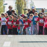 Run Toruń 2016 – dzieciaki biegają – 30 kwiecień 2016 r.