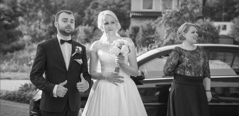Reportaż z wesela | Marysia i Maciej