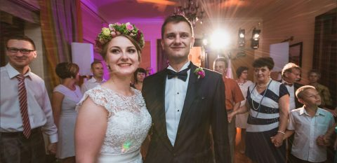 Reportaż z wesela | Gosia i Łukasz