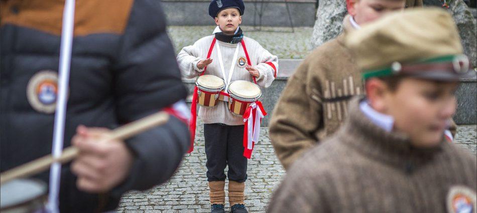 Obchody Święta Niepodległości w Toruniu - 11 listopad 2016 r.